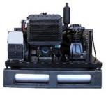 Compressor & Diesel Generator